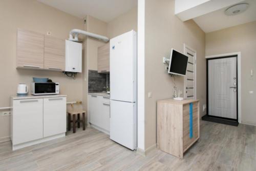 Апартаменты в Сочи с кухней