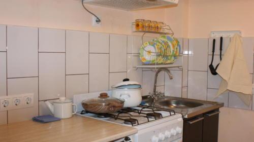 Городские студии - небольшие квартиры с кухней